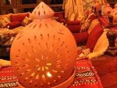 Sultanato di Oman - 1000 Nights Camp