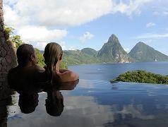 Saint Lucia - Jade Mountain Resort