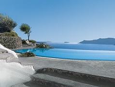 Santorini - Perivolas