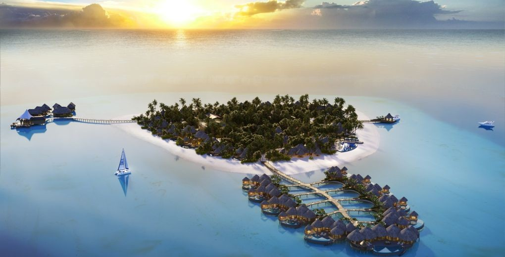 01_The_Nautilus_Maldives_artists_render_aerial_view