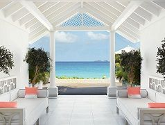 St. Barth - Cheval Blanc Isle de France