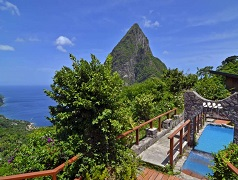 St. Lucia - Ladera Resort